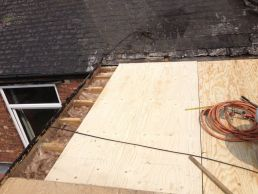 How To Fix A Flat Roof 1st Roofing Edinburgh