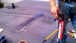 DIY Flat Roof Repair