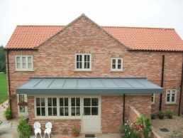 example re-roofing using modern roof tiles