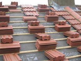 modern roof tiling materials