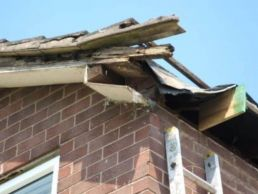 Roofline beyond repair